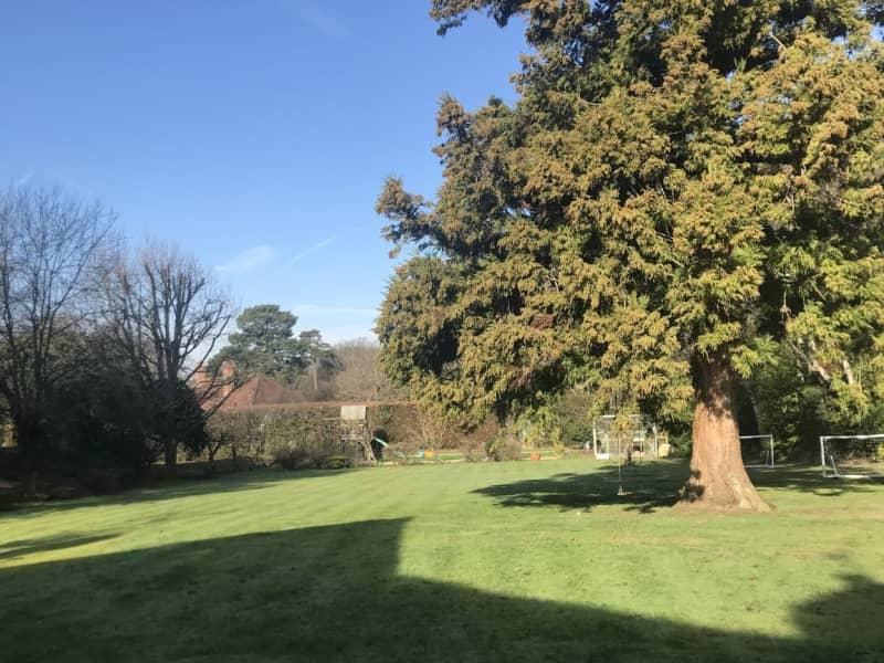 Housesitting assignment in Crockham Hill, United Kingdom