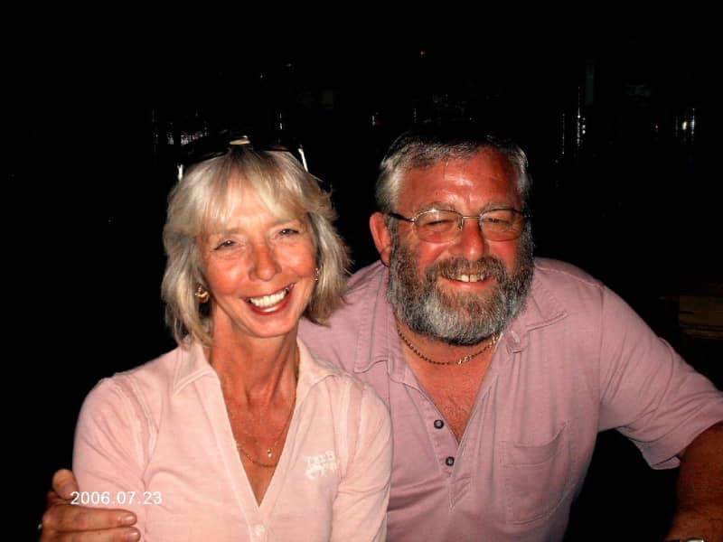 Sue & Barry from Crowle, United Kingdom