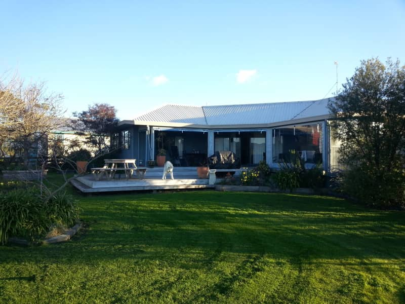 Housesitting assignment in Thames, New Zealand