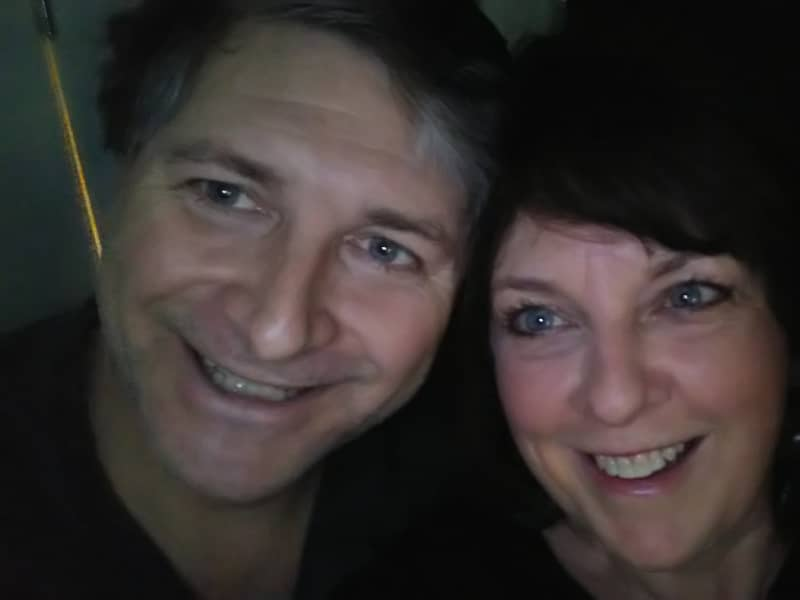 Laura & Chris from Kitchener, Ontario, Canada