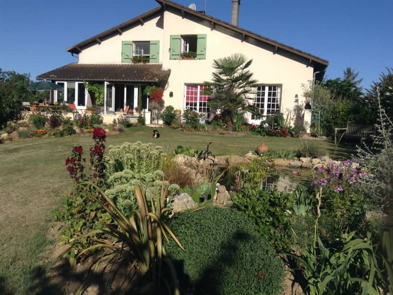 Housesitting assignment in Saint-Amans-du-Pech, France