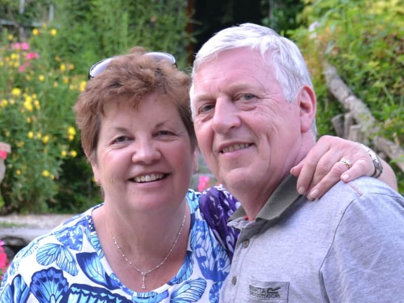 Sue and graham & Graham from Frankston, Victoria, Australia