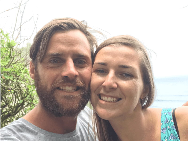 Brett & Louise from Bateau Bay, New South Wales, Australia