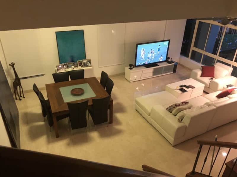 Housesitting assignment in Bukit Timah, Singapore