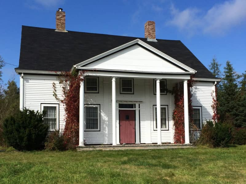 Housesitting assignment in Upper Stewiacke, Nova Scotia, Canada
