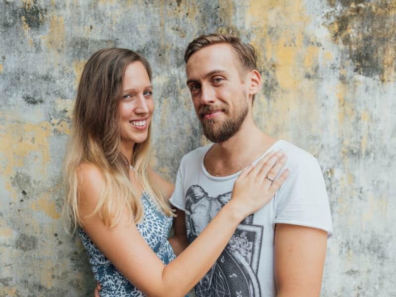 Malina & Benjamin from Bangkok, Thailand