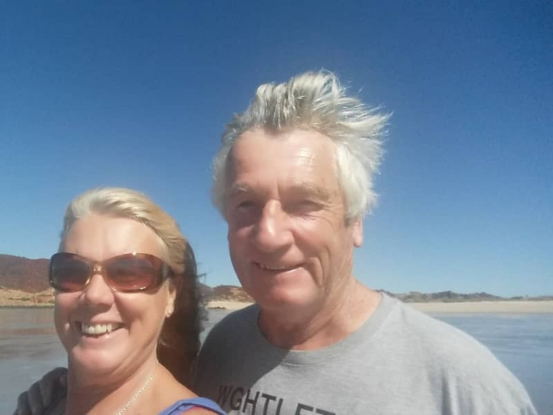 Jane & Allan from Bridlington, United Kingdom