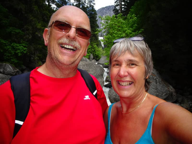 Sue & Nick from High Wycombe, United Kingdom