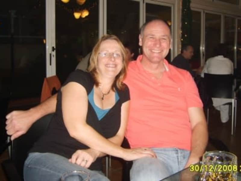 Catherine & Robert from Cullompton, United Kingdom