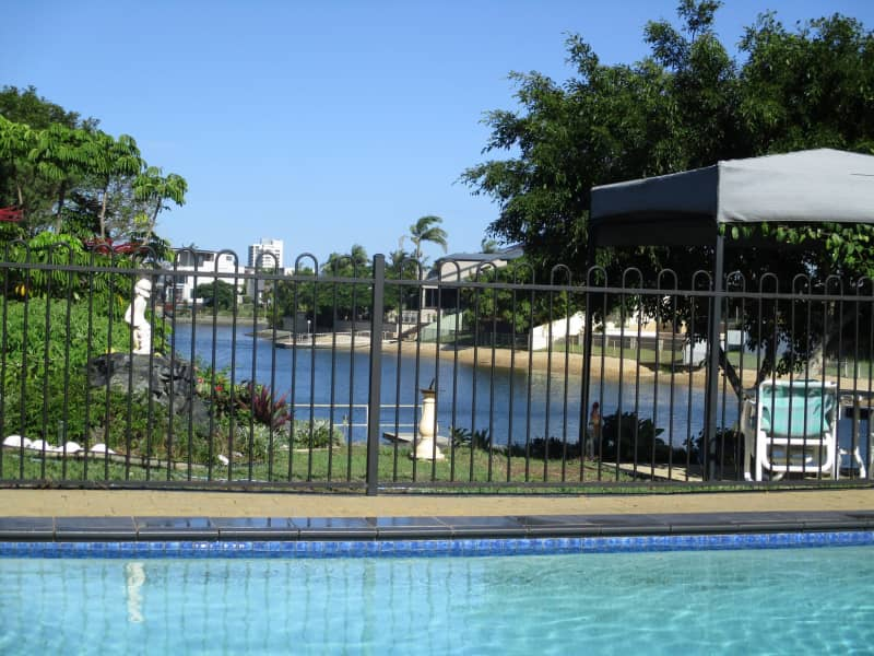 Housesitting assignment in Broadbeach Waters, Queensland, Australia