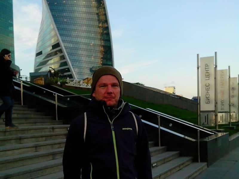 Robert from Berlin, Germany