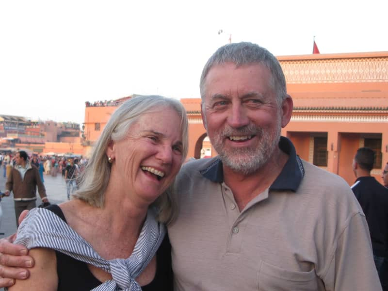 Debra & Garry from Sunshine Coast, Queensland, Australia