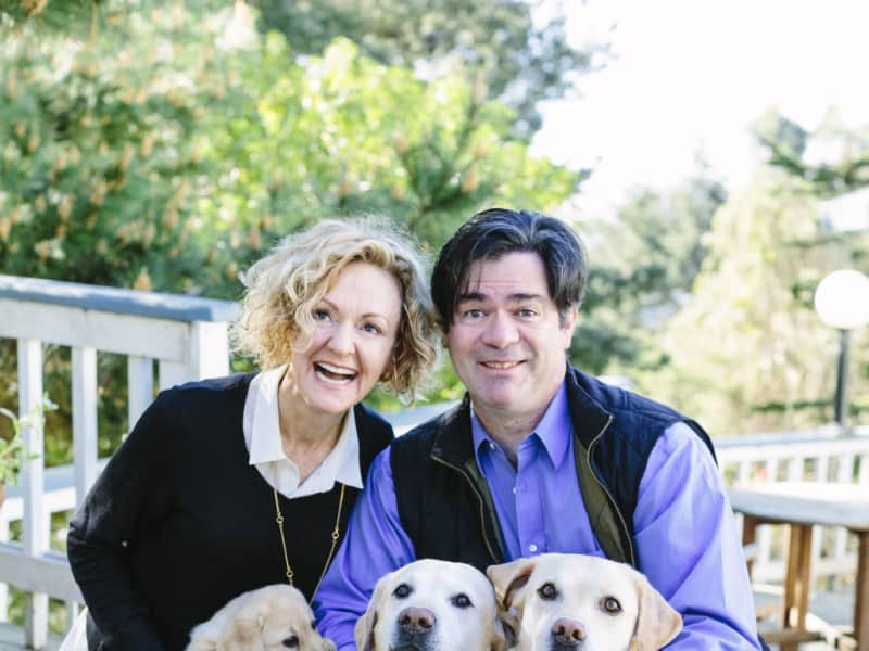 Chris & Gina from Mill Valley, California, United States