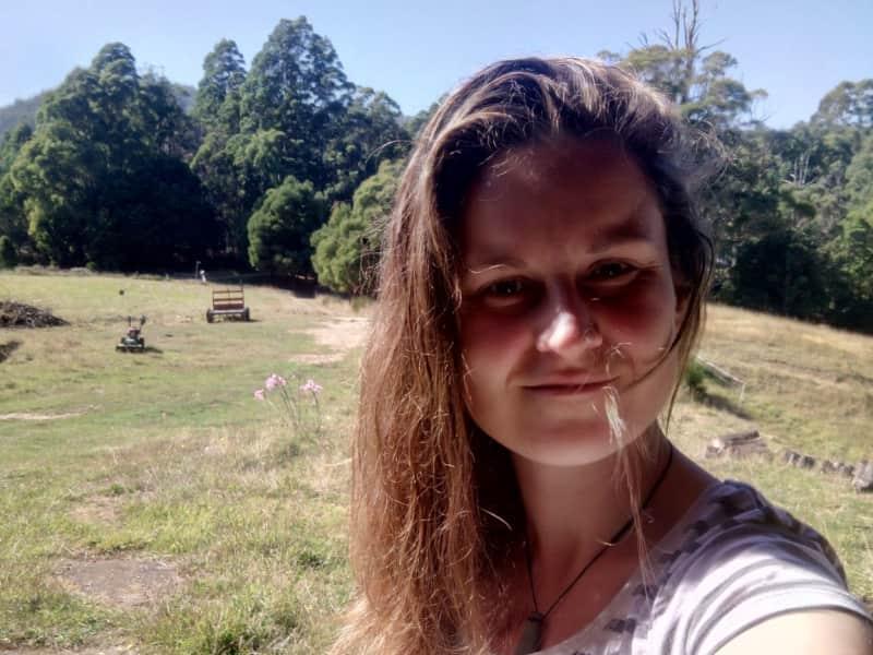Susan from Jena, Germany