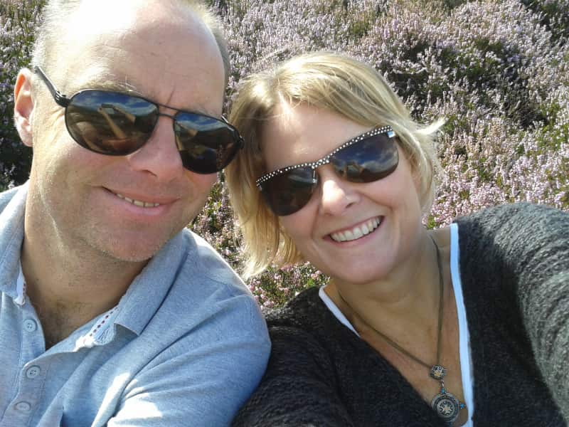 Clive & Kathy from Farnham, United Kingdom