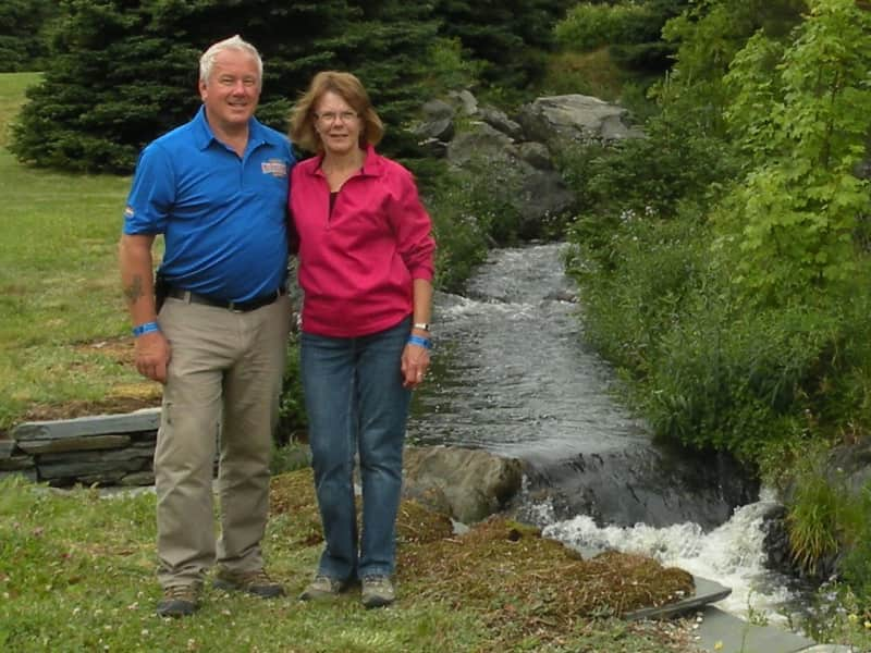 Barry & Lyn from Regina, Saskatchewan, Canada