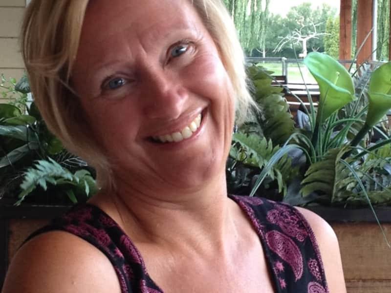 Linda from Penticton, British Columbia, Canada
