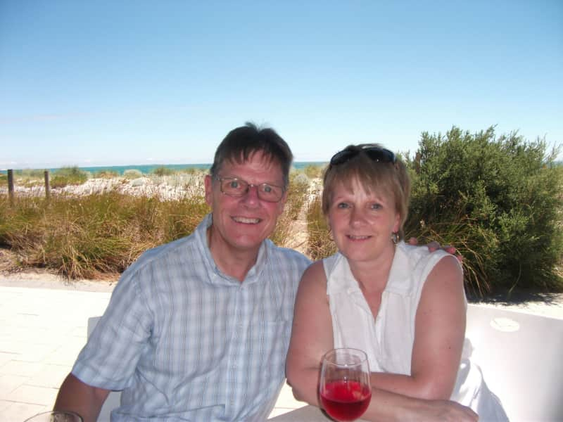 Stephen & Jacqui from Wells, United Kingdom