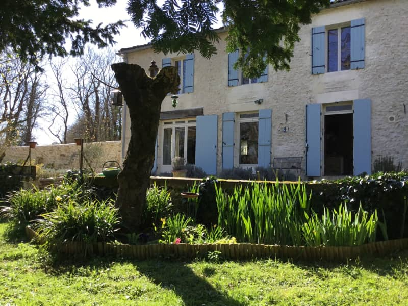 Housesitting assignment in Riocaud, France