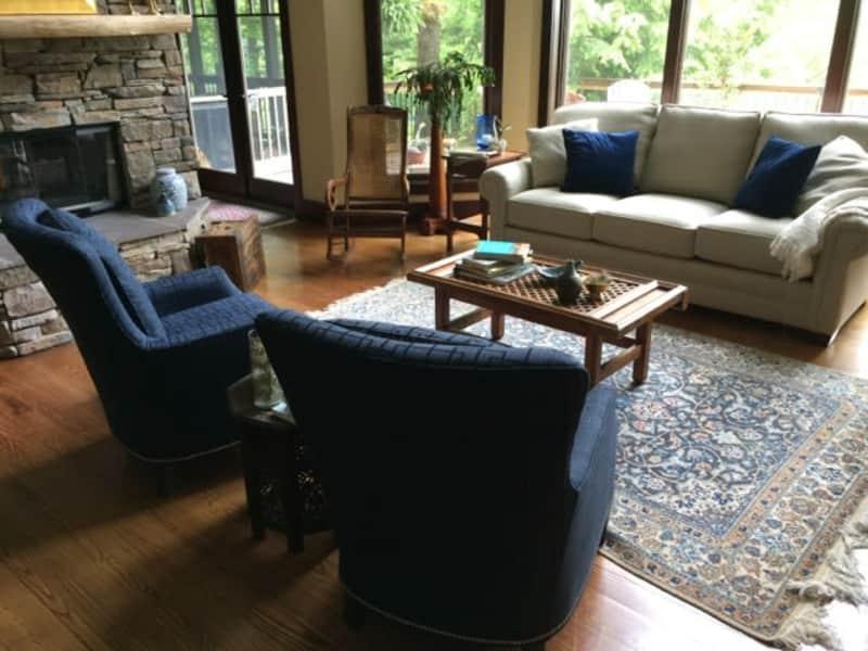 Housesitting assignment in Saluda, North Carolina, United States