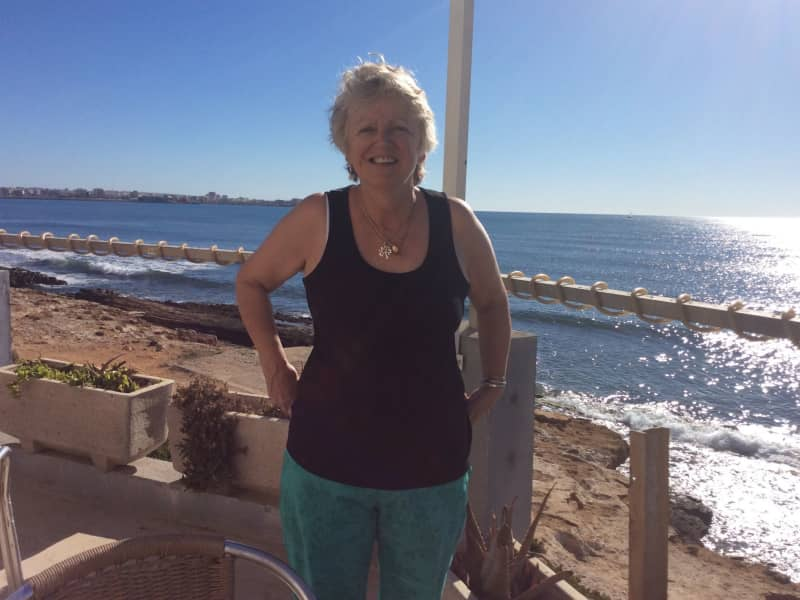 Janet from Sandridge, United Kingdom