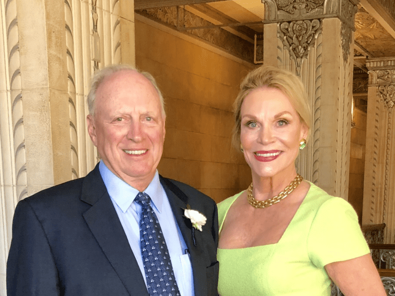 Larry & Barbara from Bloomfield Hills, Michigan, United States
