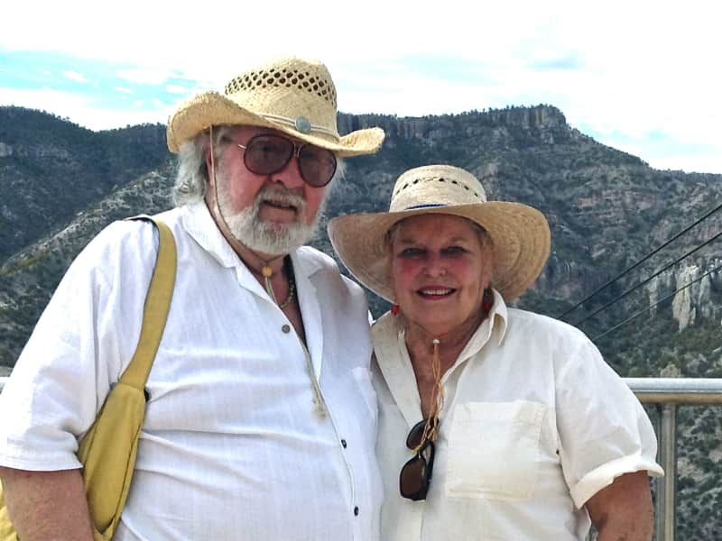 Carolee & Bob from Silver City, New Mexico, United States