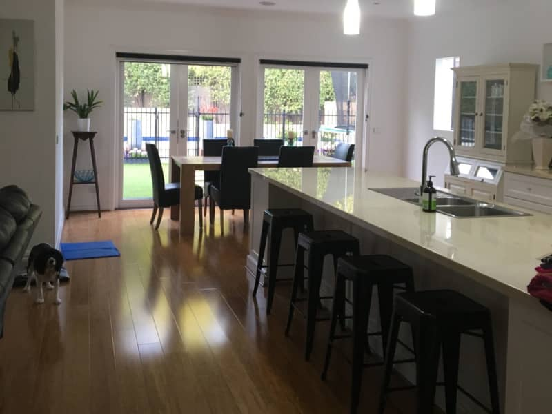 Housesitting assignment in Hampton, Victoria, Australia