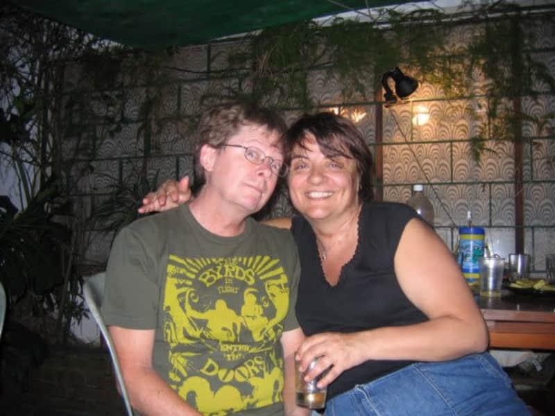 Enza & George from Ciudad de la Costa, Uruguay
