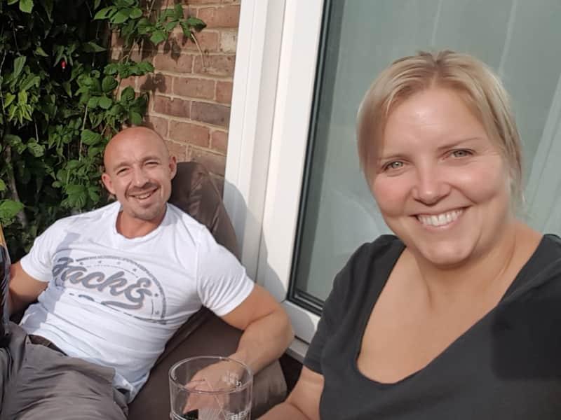 Jackie & Ian from Sutton, United Kingdom