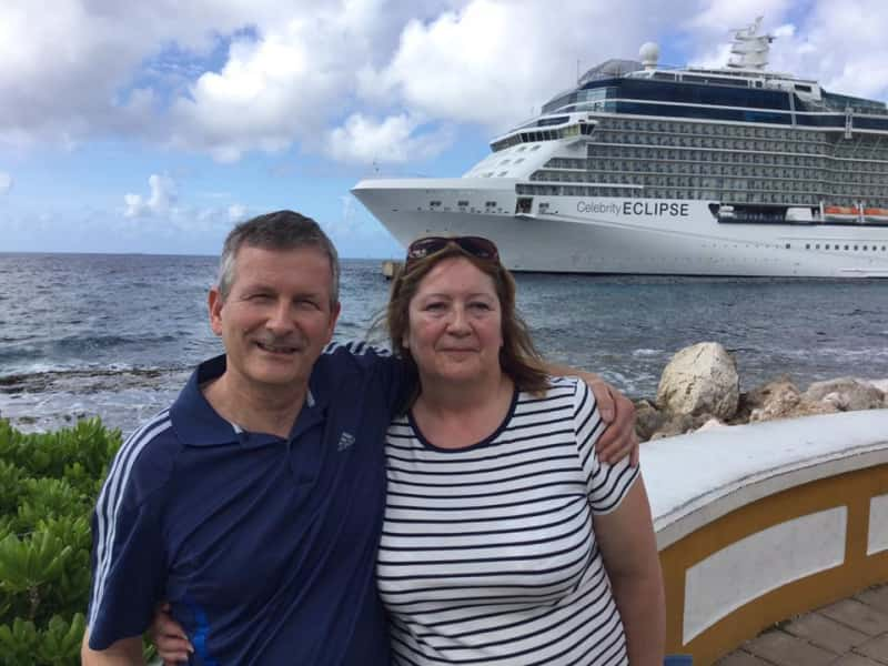 Deborah & Brian from Brough, United Kingdom