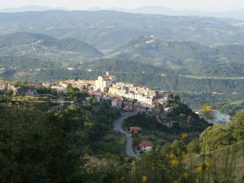 Housesitting assignment in Pescosolido, Italy