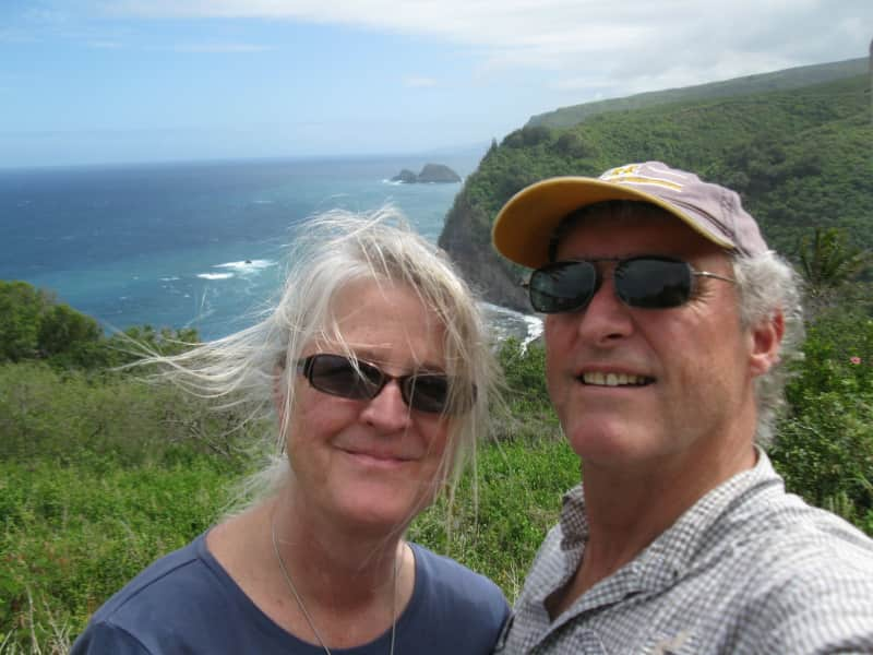 Margaret & Christopher from Calumet, Michigan, United States