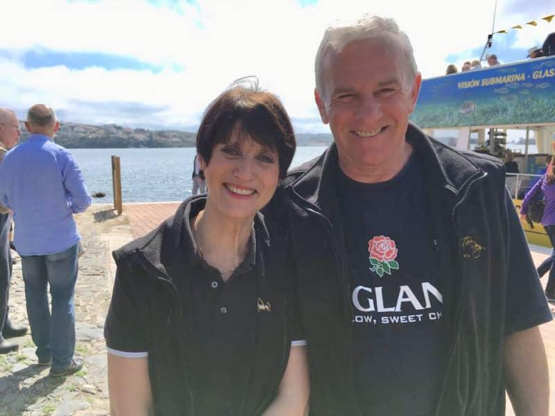 Keith & Monica from Deeping Saint James, United Kingdom