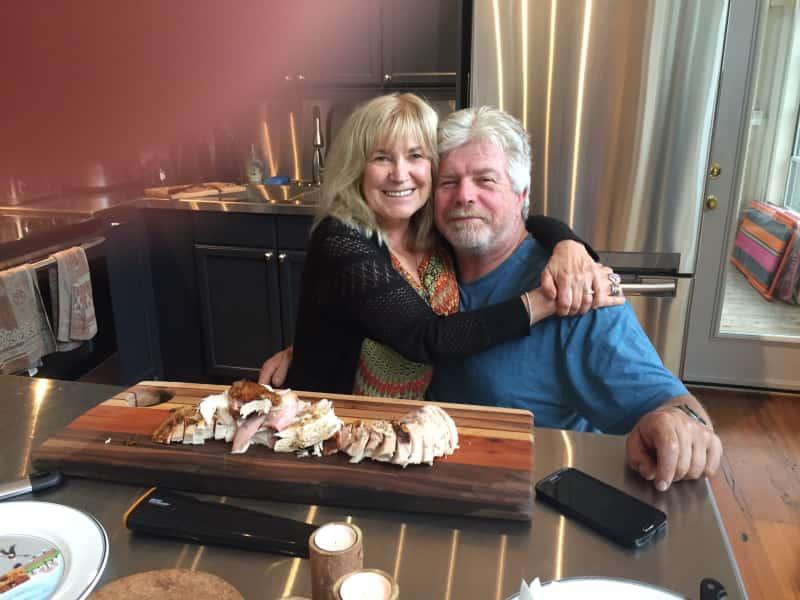 Germaine & Ian from Bradford, Ontario, Canada