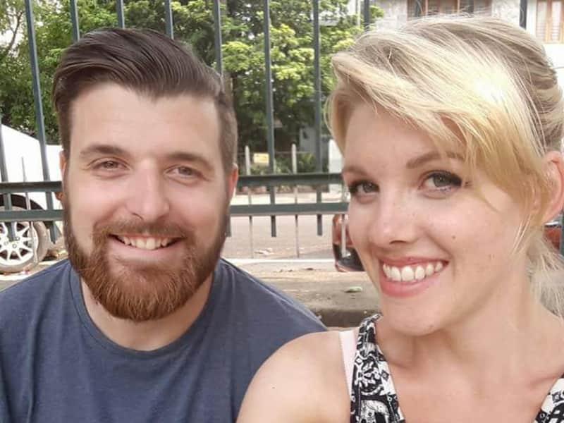 Danny & Josephine from Weston-super-Mare, United Kingdom