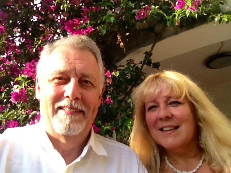 Jane & Simon from Horsham, United Kingdom