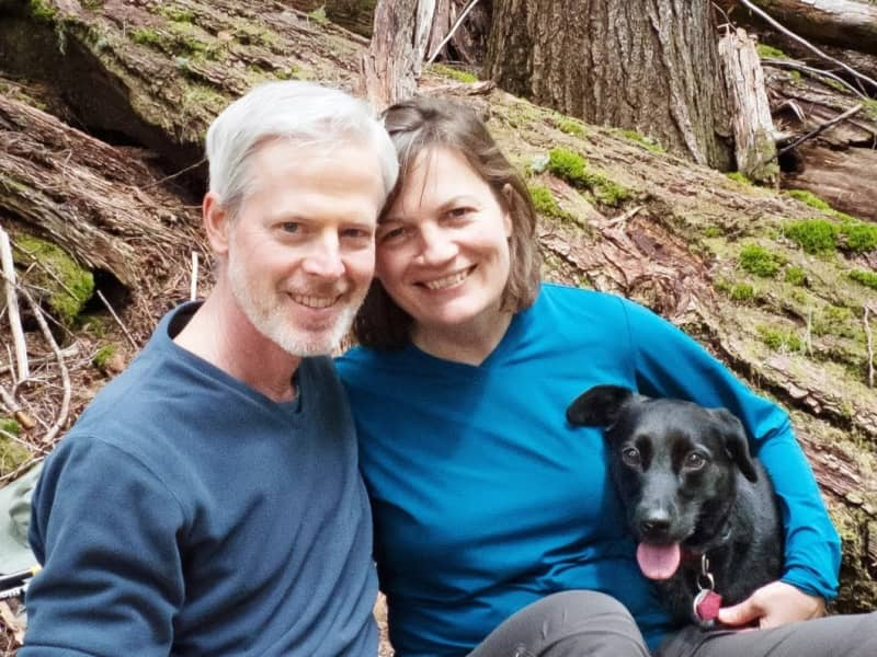 Darby & Eric from Port Townsend, Washington, United States