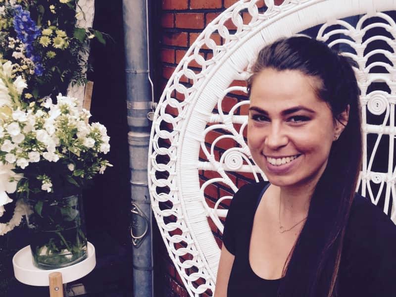 Nina from Stuttgart, Germany