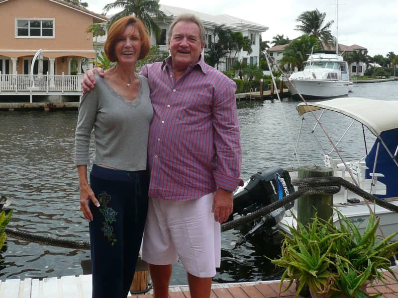 Thomas & Jacquie from Delray Beach, Florida, United States