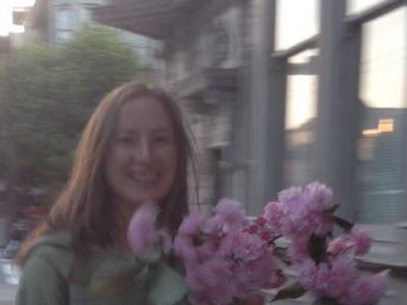 Sylvie from Edinburgh, United Kingdom