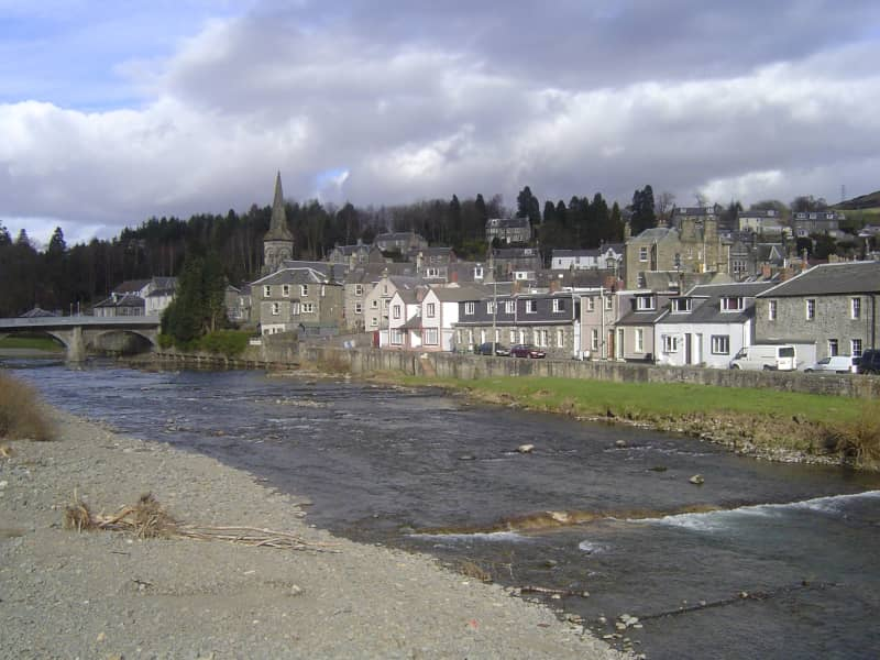 Housesitting assignment in Langholm, United Kingdom
