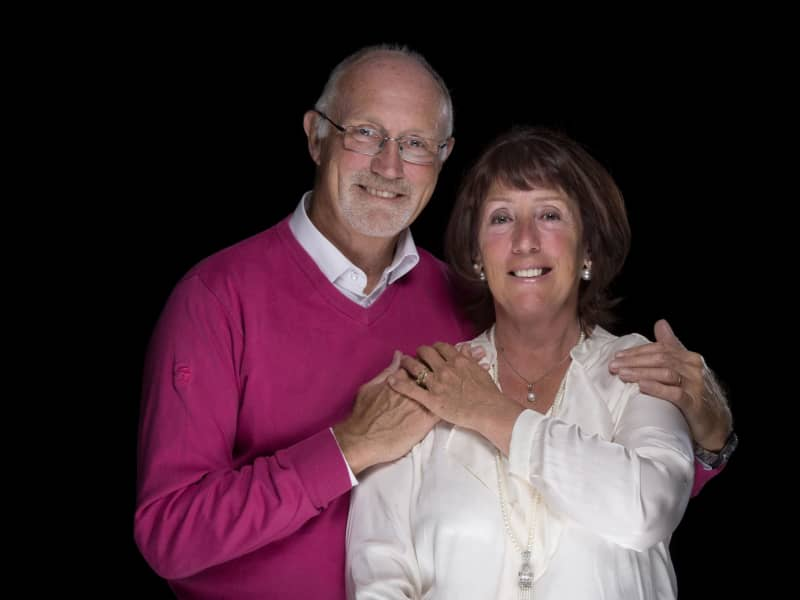 Julia & Stuart from Gosport, United Kingdom