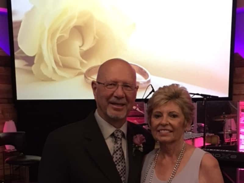 Nancy & Mike from Indio, California, United States