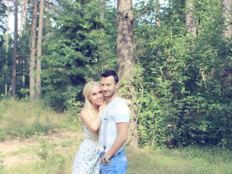 Arnas & Kristina from Vilnius, Lithuania
