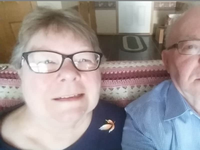 Bill & sharon & Sharon from Lewiston, Maine, United States