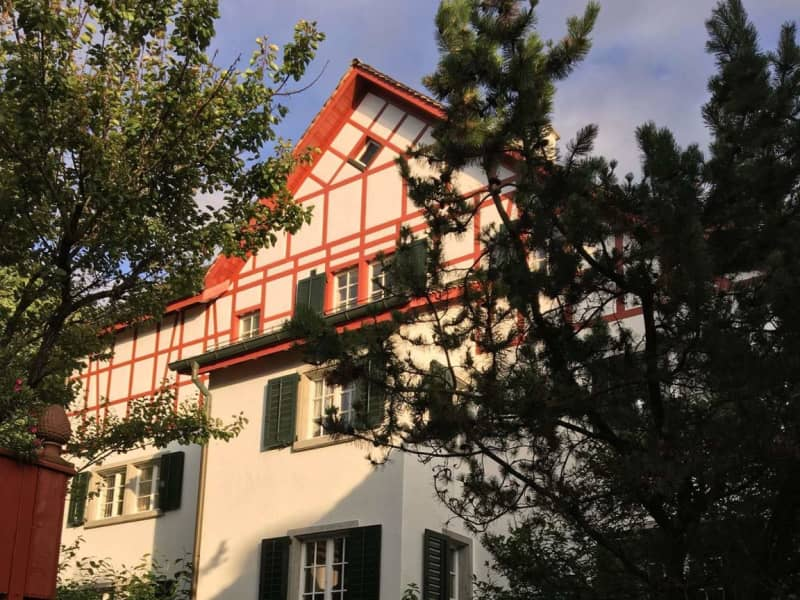 Housesitting assignment in Zollikon, Switzerland