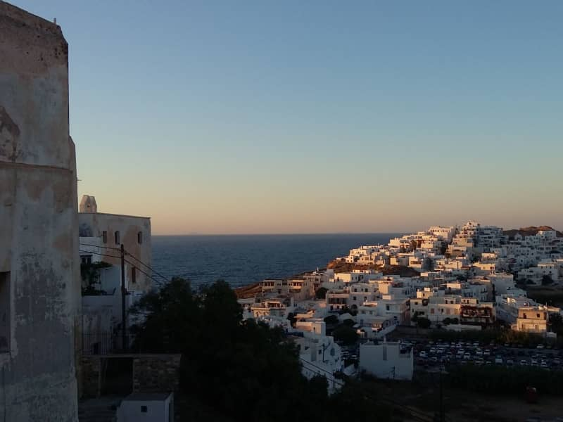 Housesitting assignment in Naxos, Greece