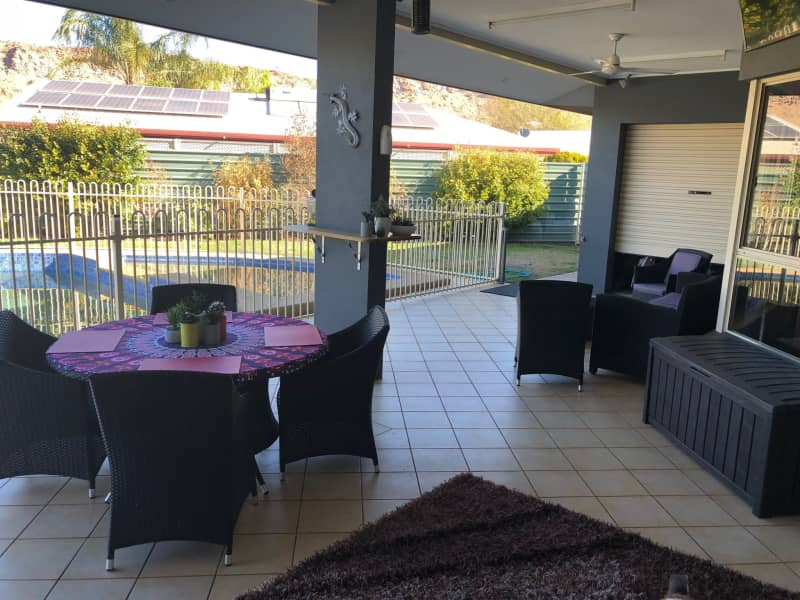 Housesitting assignment in Araluen, Northern Territory, Australia