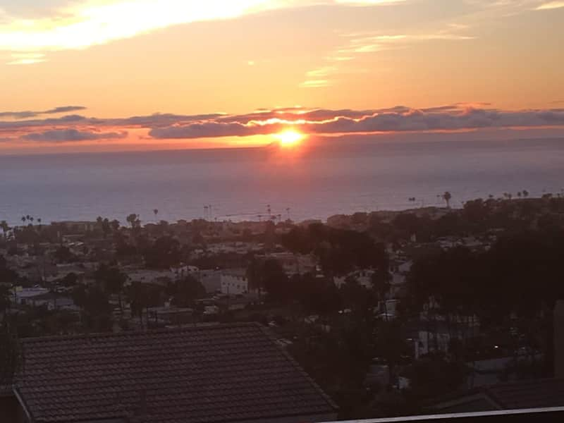 Housesitting assignment in San Clemente, California, United States